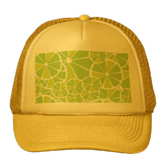 Lime slices cap