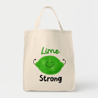 Lime Strong - Tote