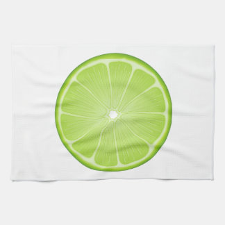 Lime Tea Towel