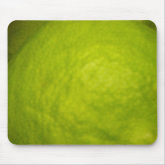 Lime Texture Mouse Pad