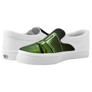 Lime Time Bridge Z slipons Slip-On Shoes