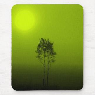 Lime Trees Mousepad