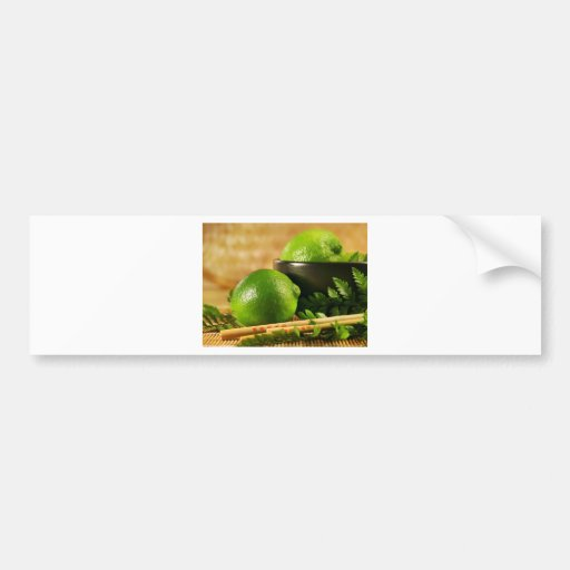 Limes Bumper Stickers