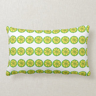 Limes colourful pillow