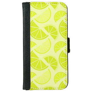 Limes iPhone 6 Wallet Case