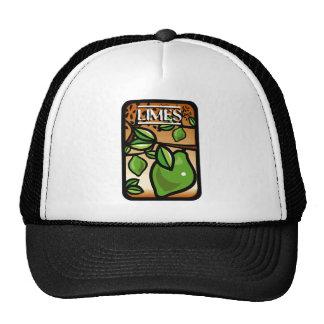 Limes Mesh Hat