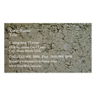 Limestone Concrete Texture Pack Of Standard Business Cards