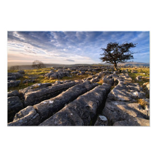 Limestone Country - The Yorkshire Dales Photograph