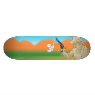 Limestone Cowboy Skate Boards