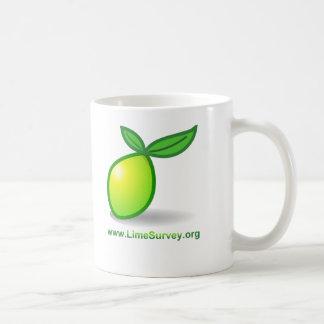 LimeSurvey Plain Coffee Mug
