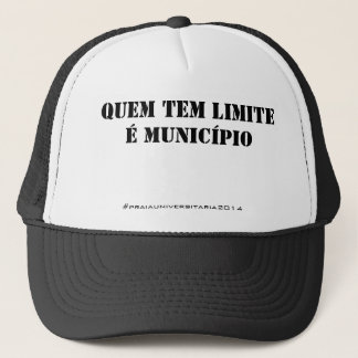 Limit City Trucker Hat