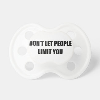 Limit You Dummy