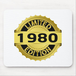Limited 1980 Edition Mouse Pads