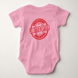 limited baby bodysuit
