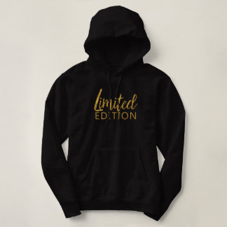 Limited Edition Gold Hoodie