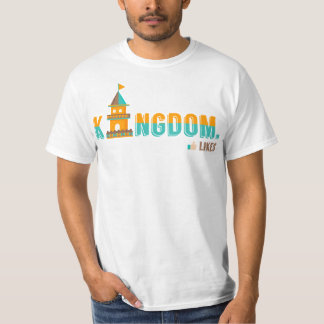 LIMITED EDITION Kingdom Likes Official T-Shirt