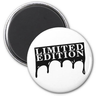 Limited edition magnets
