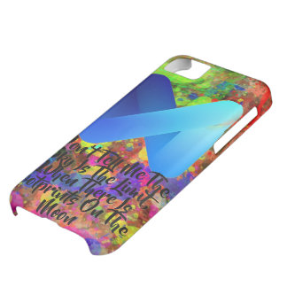 Limited Edition Paint Splatter iPhone 5c Case