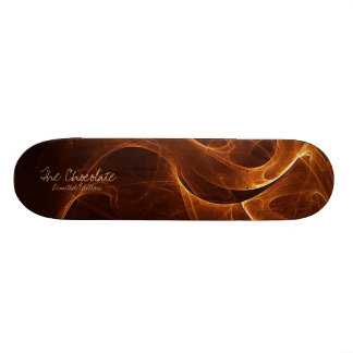 LIMITED EDITION:  The Chocolate Board 19.7 Cm Skateboard Deck