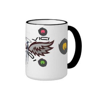 Limited Edition Veni Vidi Vici Ringer Mug