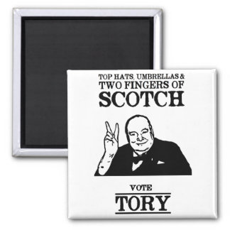 Limited Edition Vote Tory Magnet