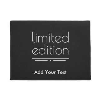 Limited Edition - You Are One of a Kind Doormat