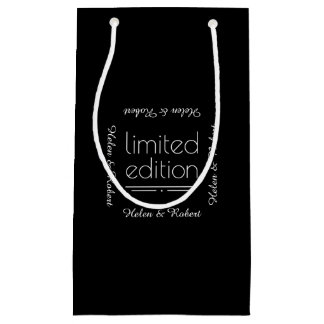 Limited Edition - You Are One of a Kind Small Gift Bag
