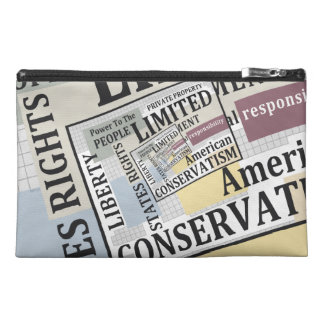 Limited Government Travel Accessories Bags
