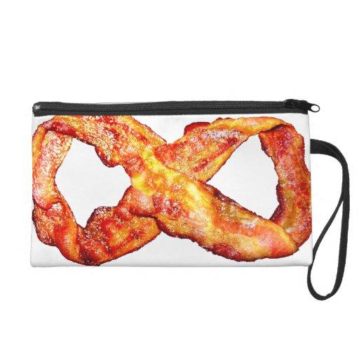 Limitless Bacon Wristlet Purse