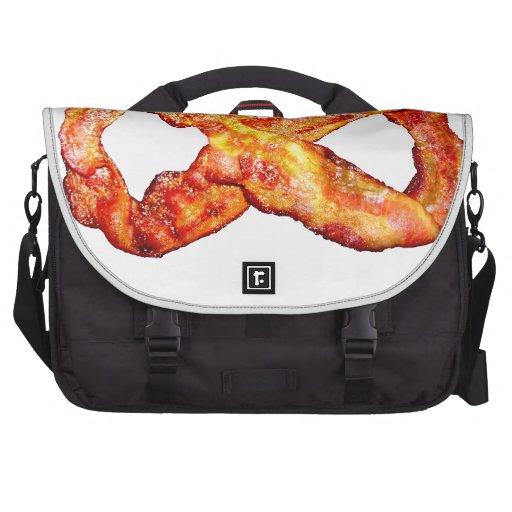 Limitless Bacon Laptop Computer Bag
