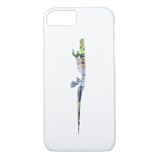 limnoscelis skeleton iPhone 7 case