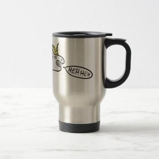Limo Goat Travel Mug