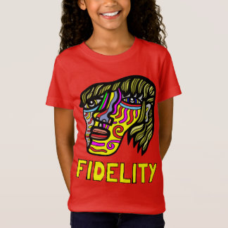 """""""Limon"""" Girls' Fine Jersey T-Shirt"""