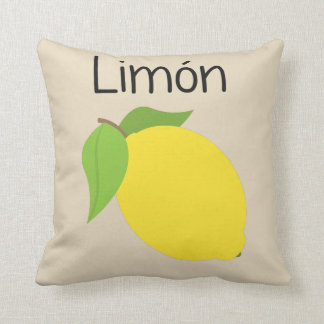 Limon (Lemon) Cushion