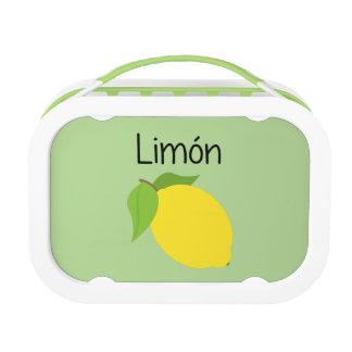 Limon (Lemon) Lunch Box