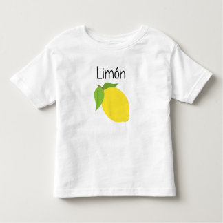 Limon (Lemon) Toddler T-Shirt