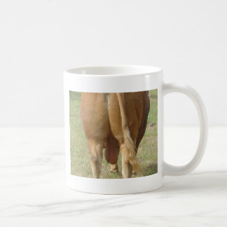 Limousin Bull Butt Coffee Mug