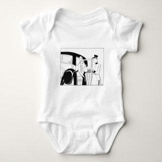 Limousine by Anne Harriet Fish Baby Bodysuit
