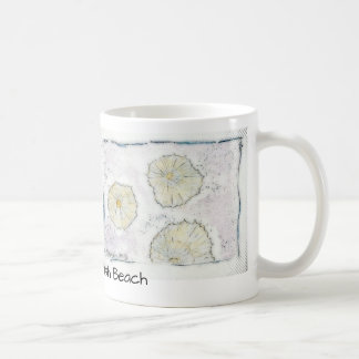 Limpets on a Cornish Beach Coffee Mug