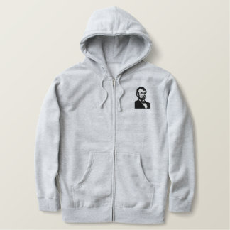 LINCOLN 2 EMBROIDERED HOODIE