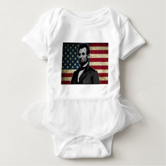 lincoln baby bodysuit