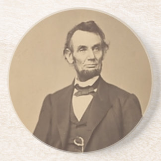 Lincoln Beverage Coasters