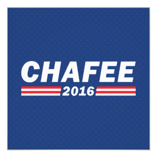 Lincoln Chafee, Chafee 2016 Photograph