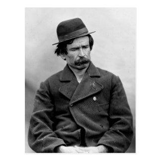 Lincoln Conspirator, 1865 Postcard