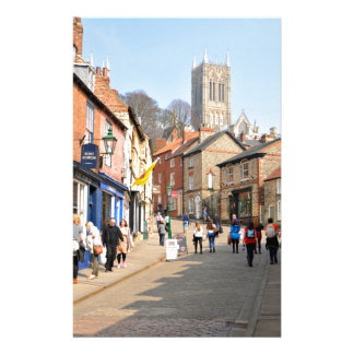 Lincoln, England Personalised Stationery