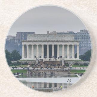 Lincoln Memorial Coaster