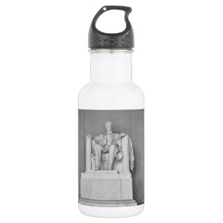 Lincoln Memorial in Washington DC 532 Ml Water Bottle