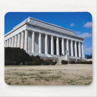 Lincoln Memorial in Washington DC Mouse Pad