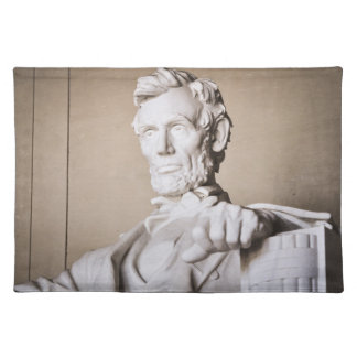Lincoln Memorial in Washington DC Placemat