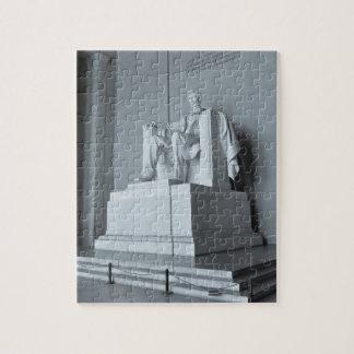 Lincoln Memorial in Washington DC Puzzle